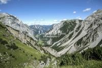 Nature Photography; Art; Landscape; Mountains; Rocks; Clouds; Austria; Karwendel mountains