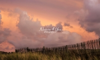 Nature Photography; Art;Landscape; France, Normandy; Normandie; Beach; Water; Clouds, Dunes; moody weather; cloudy weather; Atlantic Coast