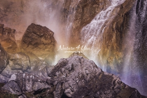 Nature Photography; Art;Landscape; Waterfalls; Water; Rainbow; Switzerland; Zurich; Rocks; Water Forms